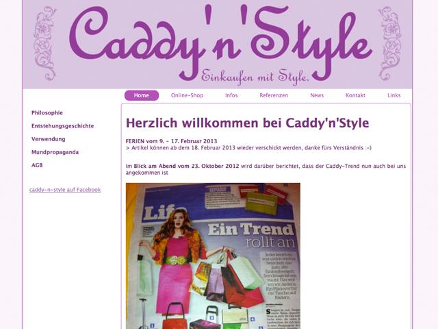 caddy-n-style
